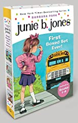 Barbara Park's #1 New York Times bestselling chapter book series, Junie B. Jones, is a classroom favorite and has been keeping kids laughing—and reading—for more than twenty years. Over 60 million copies in print and now with a bright new loo...