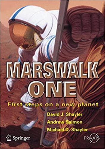 Marswalk One First Steps on a New Planet