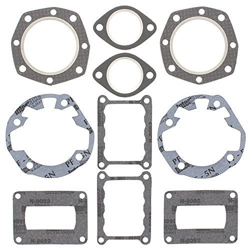 New Winderosa Top End Gasket Kit for Ccw kioritz KEC 440 Reed Valve 22 Late FC/2 0 (Ccw Top End)