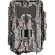 Bushnell 119875C 24MP Trophy Cam HD Low Glow Trail Camera with Color Viewer, Camo Camouflage