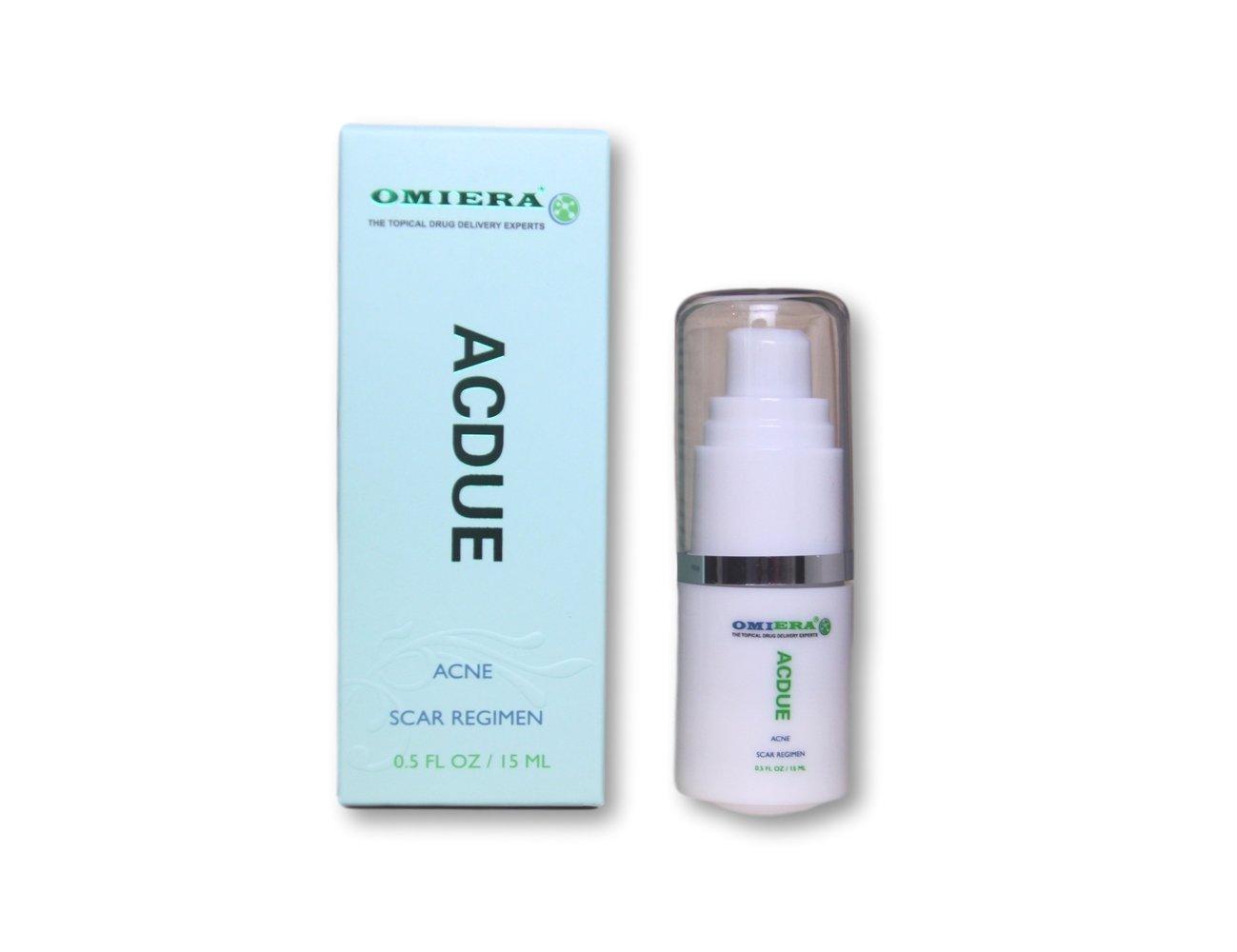 Omiera Acdue Acne Scar Removal Cream Severe Spot Ql Cosmetic Eyebrow 15 Gr Treatment Dark Corrector Grams Beauty