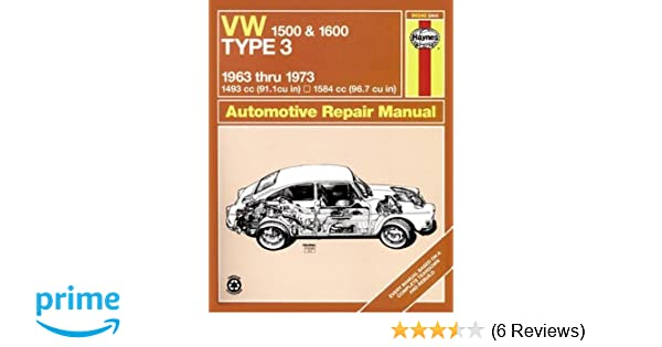 1600 vw engine shop manual ebook array vw type 3 1500 u0026 1600 u002763 u002773 haynes repair manuals j h haynes rh fandeluxe Images
