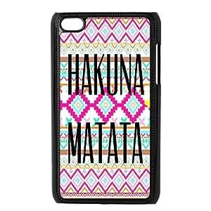 Ipod Touch 4 Phone Case Hakuna Matata P78K789652
