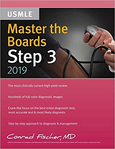 Master the boards usmle step 3 2019 kindle edition by conrad master the boards usmle step 3 2019 kindle edition by conrad fischer professional technical kindle ebooks amazon fandeluxe Choice Image