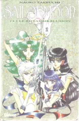 Sailor Moon, tome 14 : Le royaume Elusion