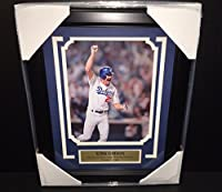 KIRK GIBSON 1988 WORLD SERIES GAME WINNING HOMERUN DODGERS 8x10 Photo