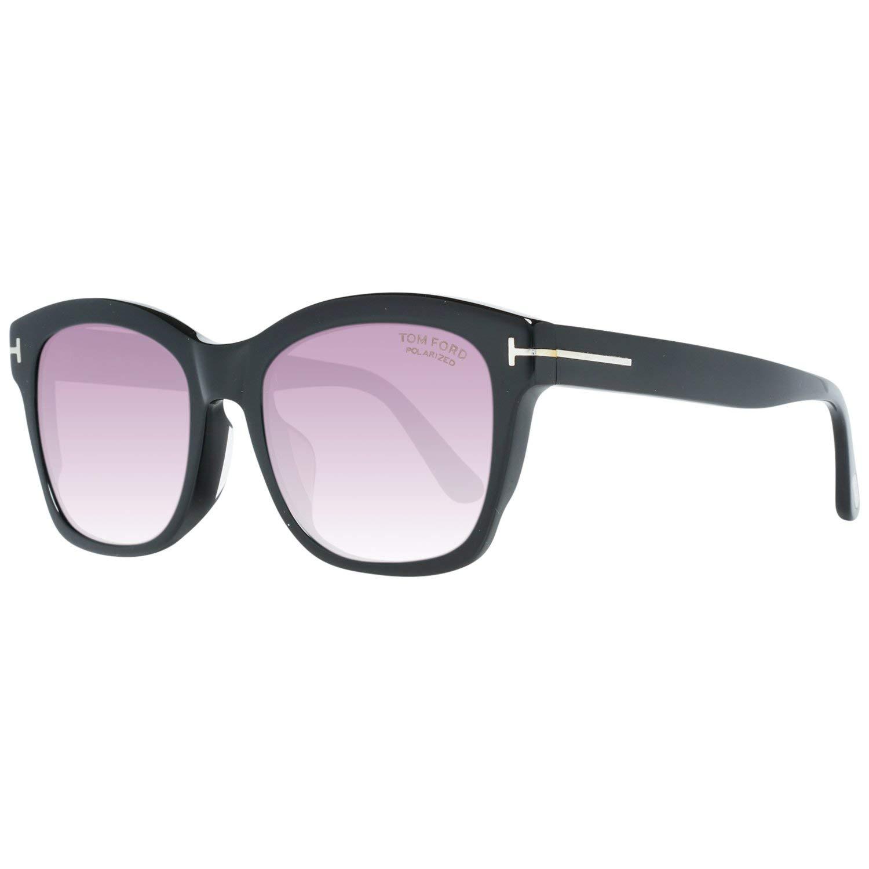 Tom Ford Sonnenbrille FT0614-F 01H 54 Gafas de Sol, Negro ...