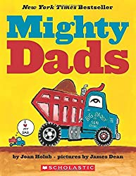 Mighty Dads: A Board Book