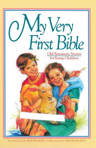 My Very First Bible: Old Testament (The Very First Bible In The World)