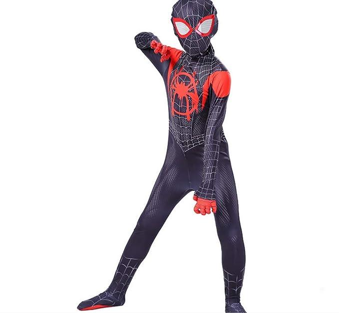 Amazon.com: Disfraz de Spider-Man para cosplay, disfraz de ...