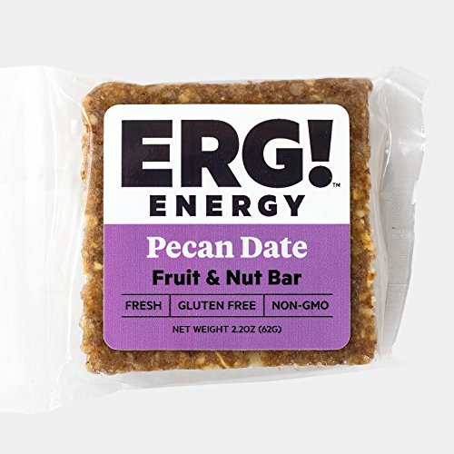 Energy Fruit Bars Pecan Date