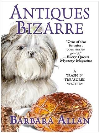 book cover of Antiques Bizarre