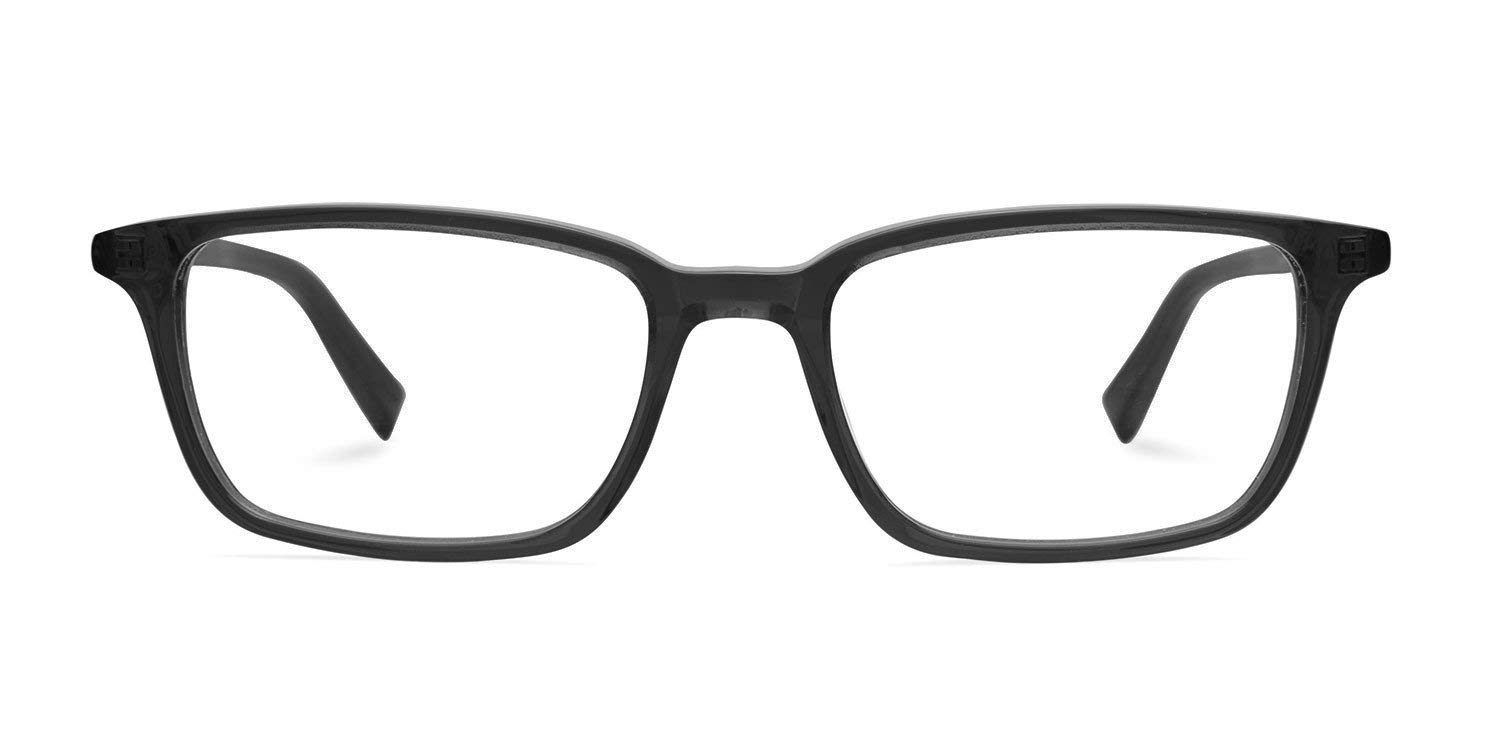 Baxter Blue Eyewear - Fashionable Non-Prescription Blue Light Blocking Computer Glasses That Give Back Through Our 'Pair for a Pair' Pledge - Spencer Gloss Black