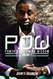Pow: Power.Overcoming.Wisdom (Volume 2)