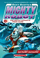 Ricky Ricotta's Mighty Robot Vs The Mecha Monkeys