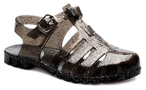 Women Sandals Jelly Shoes Ultra Lightweight - 6