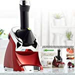 Yonanas-986-Elite-Powerful-Quiet-Healthy-Dessert-Fruit-Soft-Serve-Maker-Includes-130-Recipe-Book-Creates-Fast-Easy-Delicious-Dairy-Vegan-Alternatives-to-Ice-Cream-and-Frozen-Yogurt-BPA-Free-Red