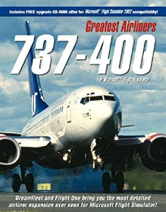 Amazon com: Dreamfleet 737-400 Greatest Airliners - Add on