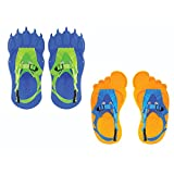 Airhead Set of Monsta and Barefoot Trax Snowshoes for Kids