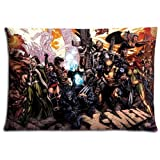 16x24 inch 40x60 cm sofa pillow covers case Polyester + Cotton Inspirational Lowest Price X-Men Evolution