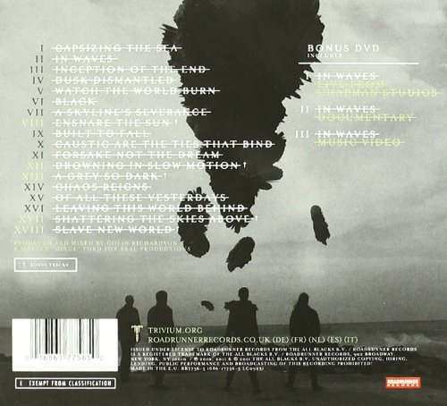 trivium in waves album download mp3