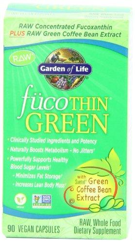 Garden of Life FucoThin verts, 90 capsules