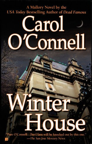 Winter House (A Mallory Novel Book 8) cover