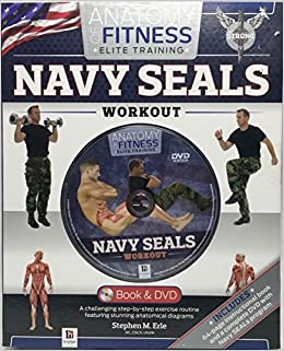 Navy Seals Boot Camp Workout Book & DVD Training Set Book