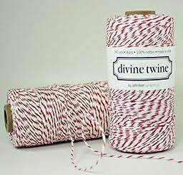 Cherry Divine Twine