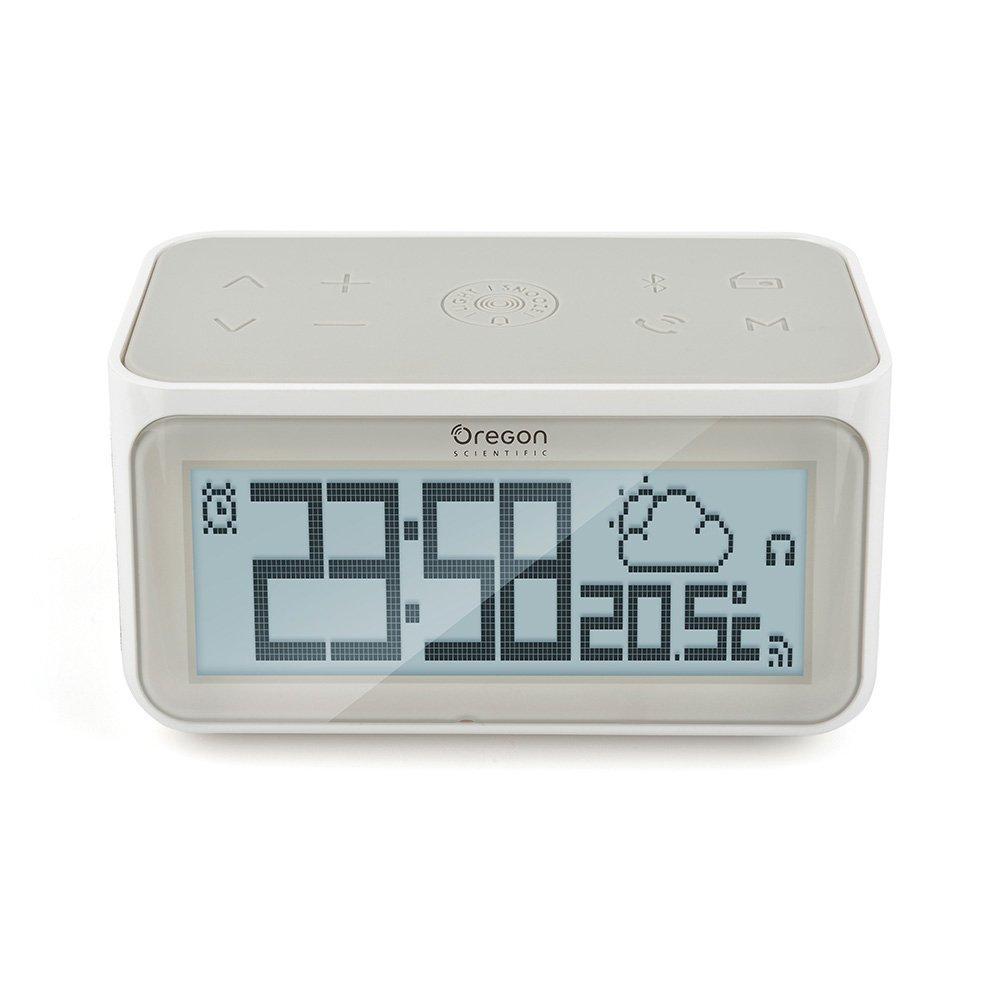 Amazon.com: Smart Weather Clock with Internet Radio - WiFi and ...