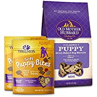 Up to 40% off Dog Treat Bundles at Amazon.com