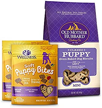 Up to 40% off Dog Treat Bundles