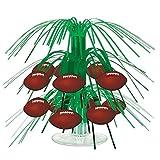 Beistle Football Mini Cascade Centerpiece, 7½-Inch