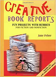 Amazon.com: Creative Book Reports: Fun Projects with