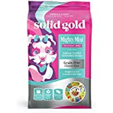 Solid Gold - Mighty Mini - Natural Salmon, Lentil & Green Bean Recipe - Grain-Free & Gluten-Free - Holistic - Weight Control Adult Dry Dog Food for Toy & Small Breeds - 11 lb Bag