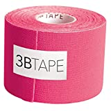 3B Scientific Pink Cotton Rayon Fiber Kinesiology Tape, 16' Length x 2 Width Model: S-3BTPIN