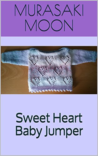 Sweetheart Jumper (Sweet Heart Baby Jumper)