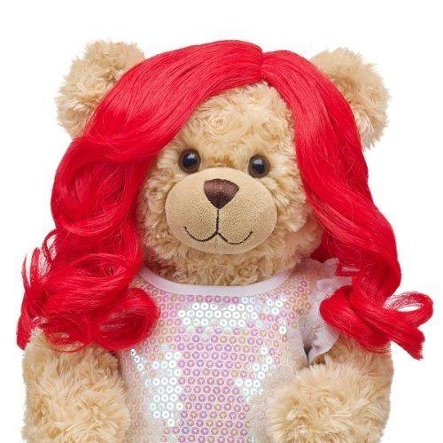 Build a Bear Workshop Red Teddy Bear -