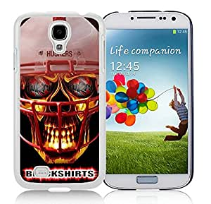 Popular And Durable Designed Case With Ncaa Big Ten Conference Football Nebraska Cornhuskers 14 White For Samsung Galaxy S4 I9500 i337 M919 i545 r970 l720 Phone Case