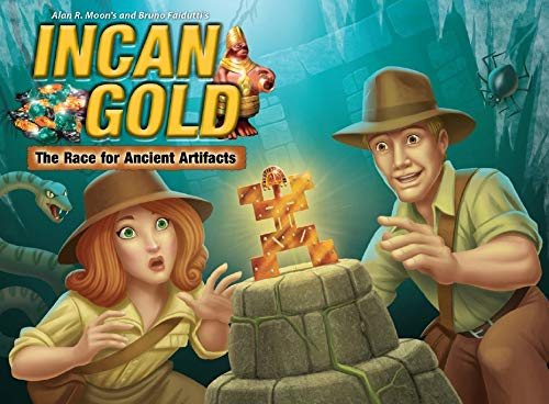 Incan Gold - 2018 Edition
