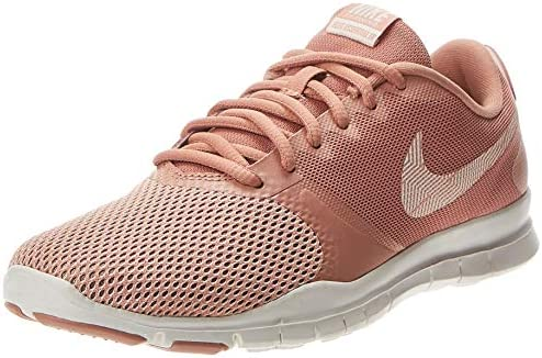 Antorchas terrorista retorta  Nike WMNS NIKE FLEX ESSENTIAL TR, Women's Fitness & Cross Training Shoes,  Brown (Rose Gold/Sail-Guava Ice-Mtlc Red Bronze 604), 3.5 UK (36.5 EU): Buy  Online at Best Price in UAE - Amazon.ae