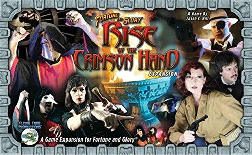 fortune glory rise crimson hand