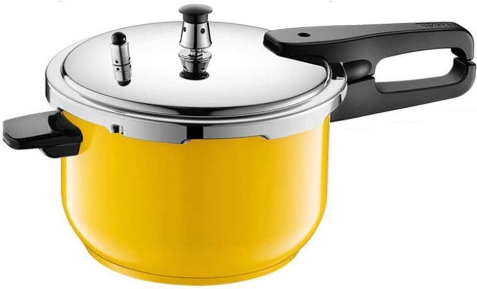 Pressure cooker, family stainless steel pressure cooker, large capacity pressure cooker, suitable for induction cooker, flame electric ceramic stove, etc. 22cm24cm26cm