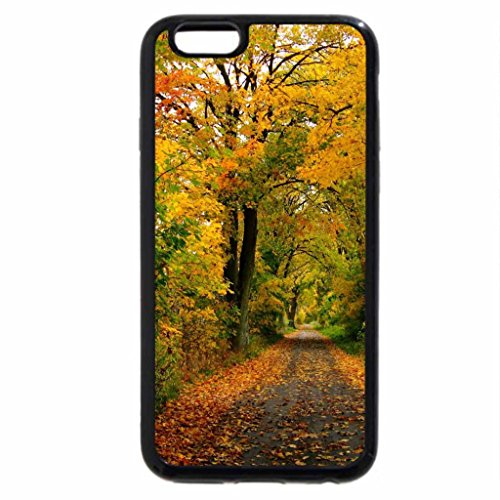 iPhone 6S / iPhone 6 Case (Black) leaves on the way