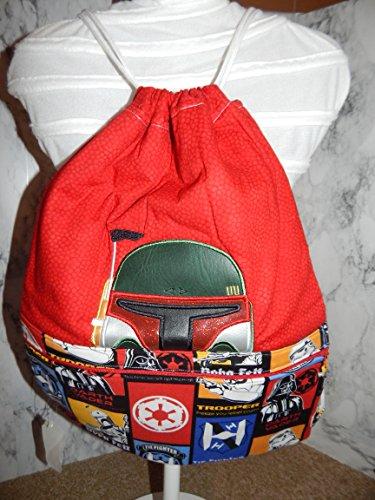 Handmade Galaxy Bounty Hunter LARGE Backpack