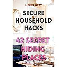 Secure Household Hacks: 42 Secret Hiding Places