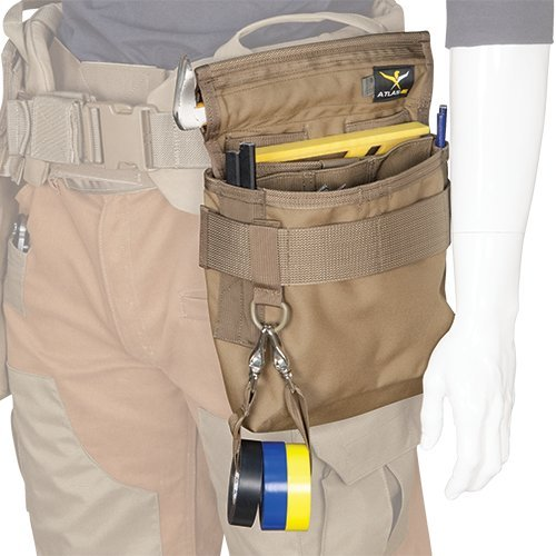 Atlas 46 AIMS Single Well Utility Pouch, Coyote | Hand Crafted in The - Single Atlas