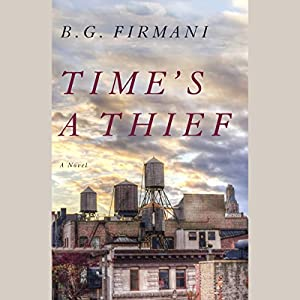 Time's a Thief Audiobook
