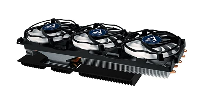 ARCTIC Accelero Xtreme IV - High-End Graphics Card Cooler with Backside Cooler for Efficient RAM and VRM-Cooling