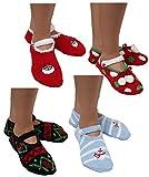HS Women Fashion Crew Socks Ch